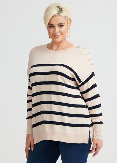 Dreamers Stripe Jumper