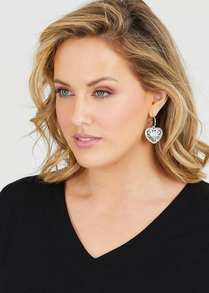 Hearts On Fire Earrings, , hi-res