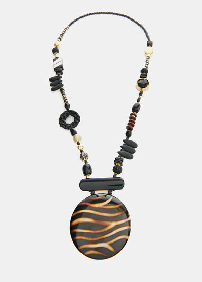 Serengeti Drop Necklace