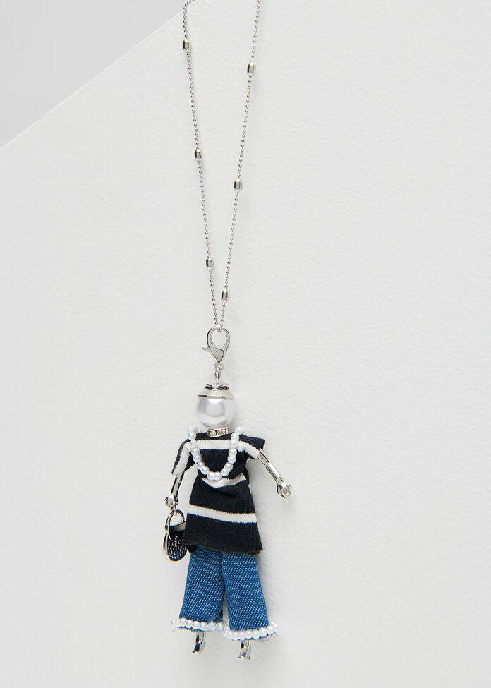 Nancy Doll Necklace, , hi-res