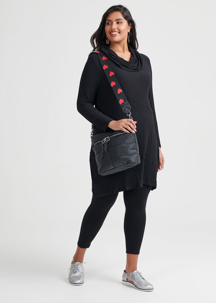 Quinn Quilted Casual Bag, , hi-res