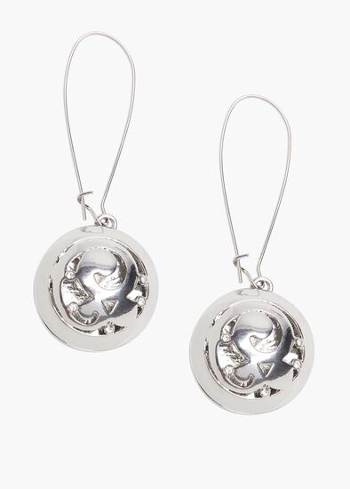 Ornate Orb Earrings
