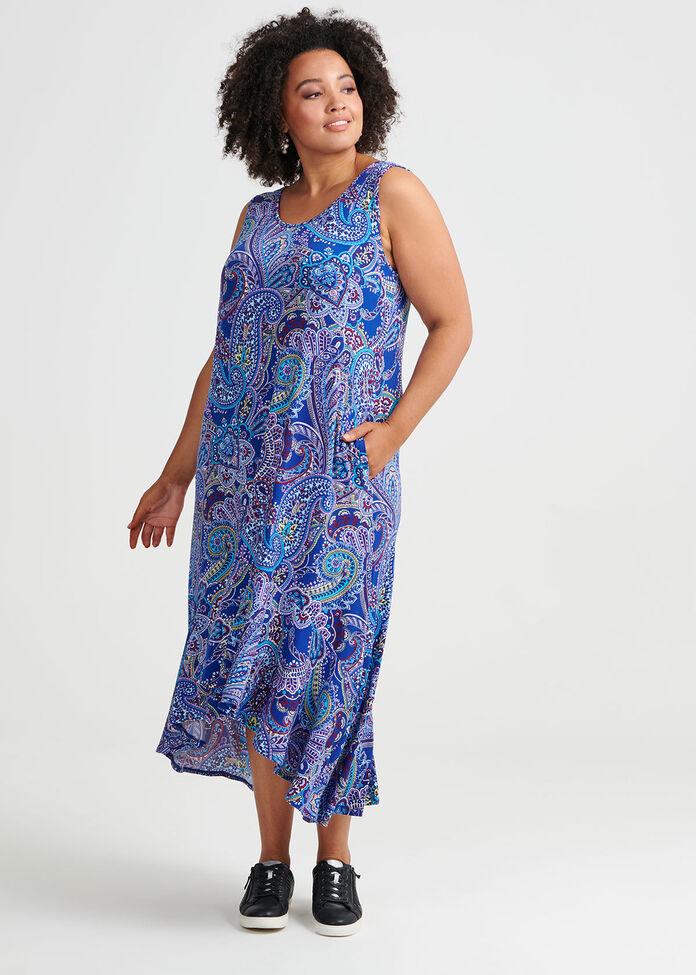 Island Girl Dress, , hi-res