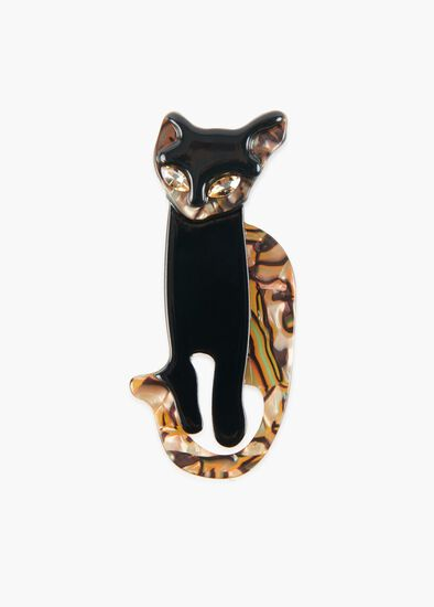 Millie Cat Brooch