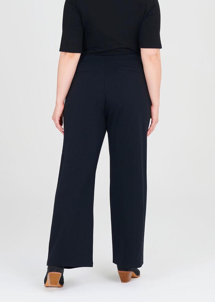 Coco Stitch Wide Leg Pant, , hi-res