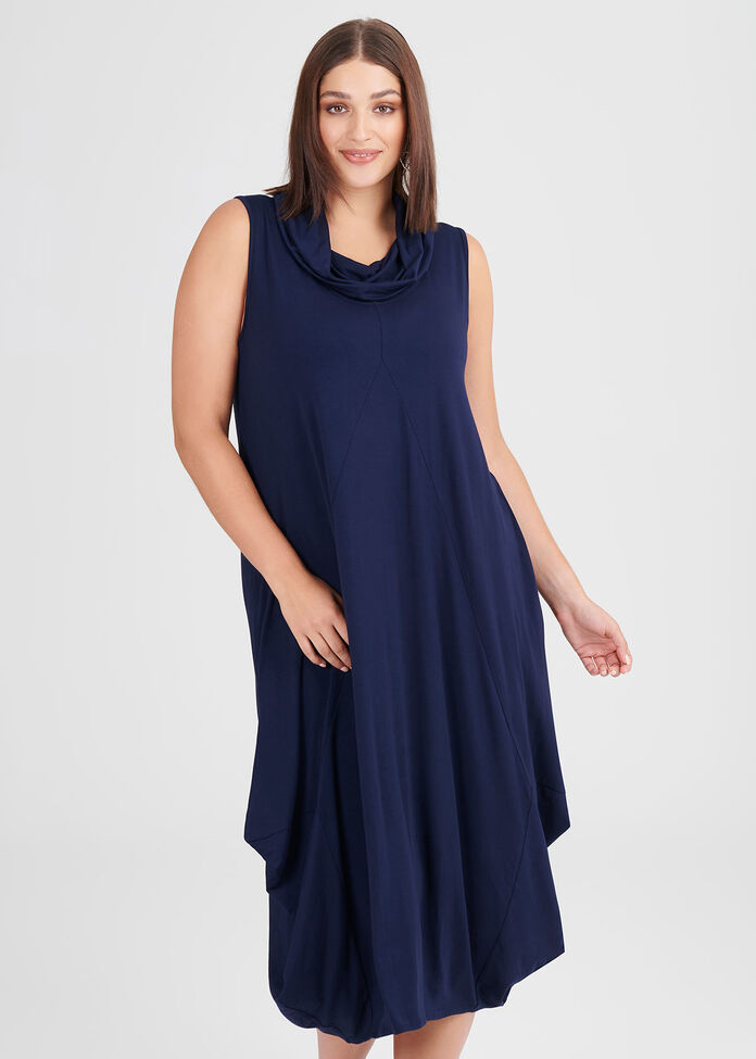 Neela Bamboo Dress, , hi-res