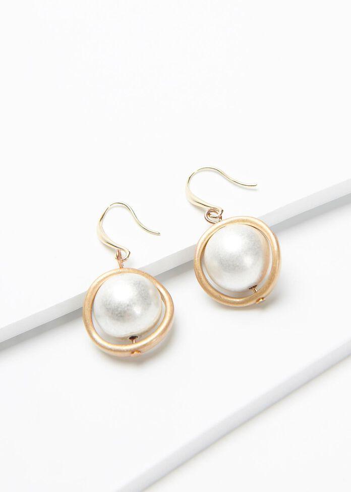 Full Circle Earrings, , hi-res
