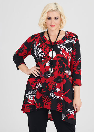 Queen Of Hearts Tunic