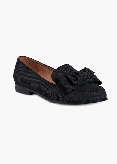 Carrie Classic Bow Loafer