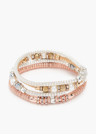 Glamour Bracelet Stack