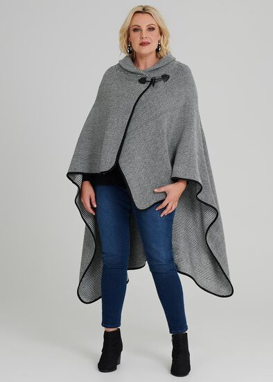 Lady Carter Cape