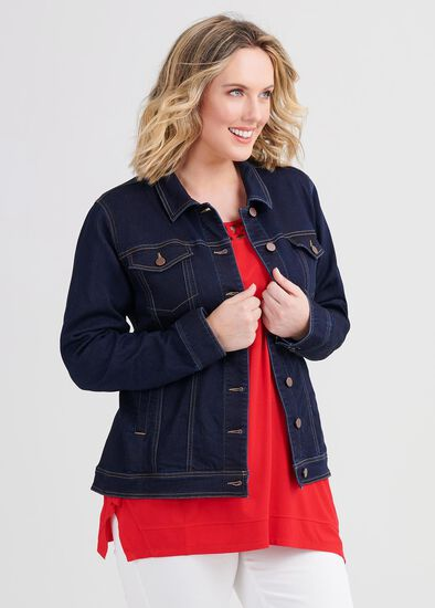 Blue Ridge Denim Jacket
