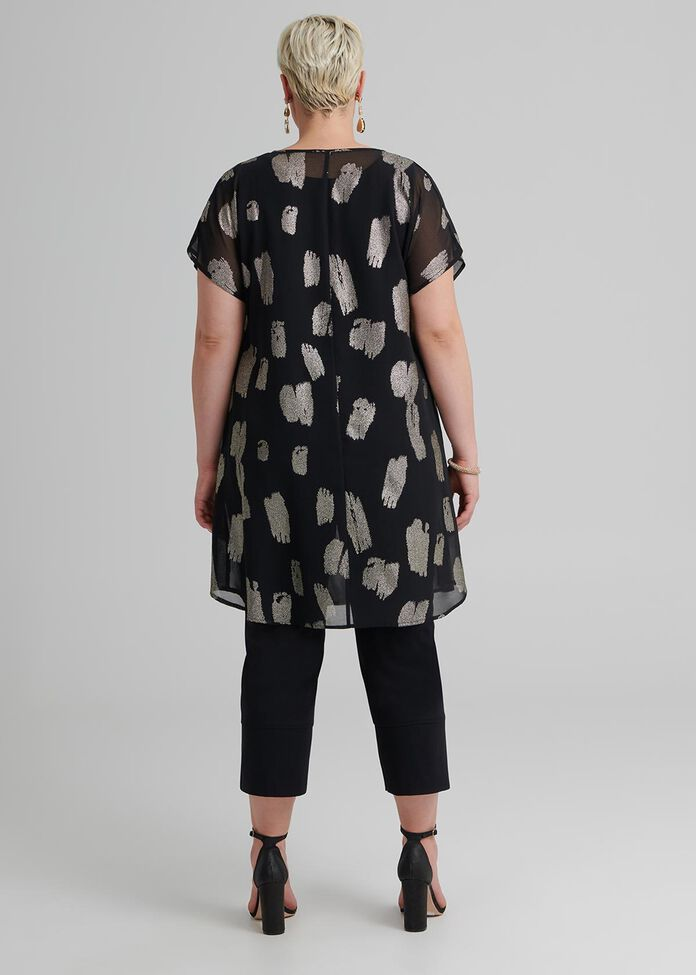 Rosy Reflections Tunic, , hi-res