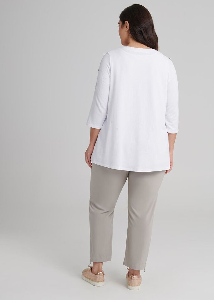 Athlas Boatneck Top, , hi-res