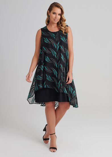 This Time A Line Dress