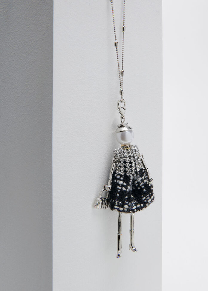 Donna Doll Necklace, , hi-res