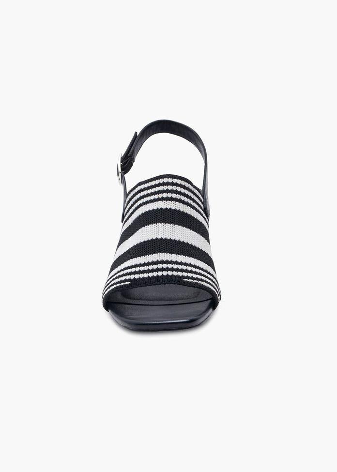 Skye Stripe Wedge, , hi-res