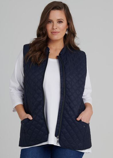 Eclectic Quilted Vest