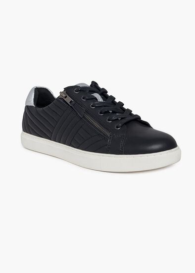 Quinn Quilted Sneaker