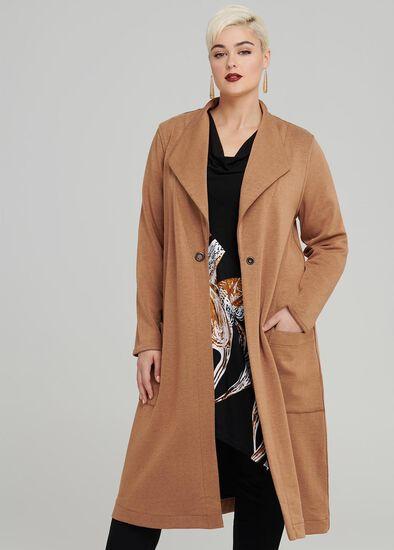 Galaxy Ponti Coat