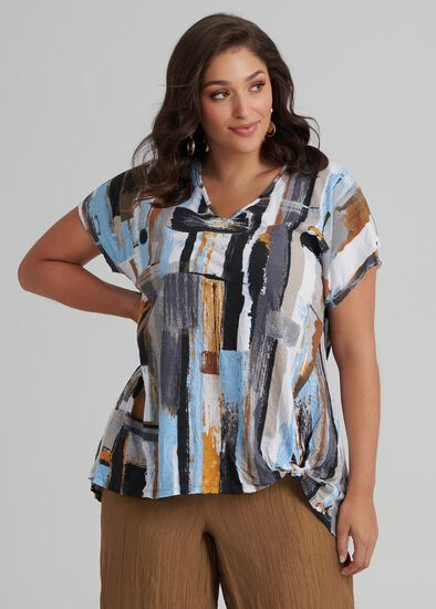 Refresh Knot Top