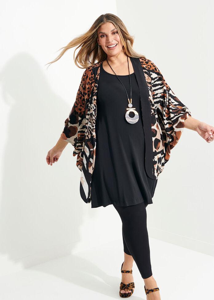Luna Ultimate 3/4 Slip Dress, , hi-res