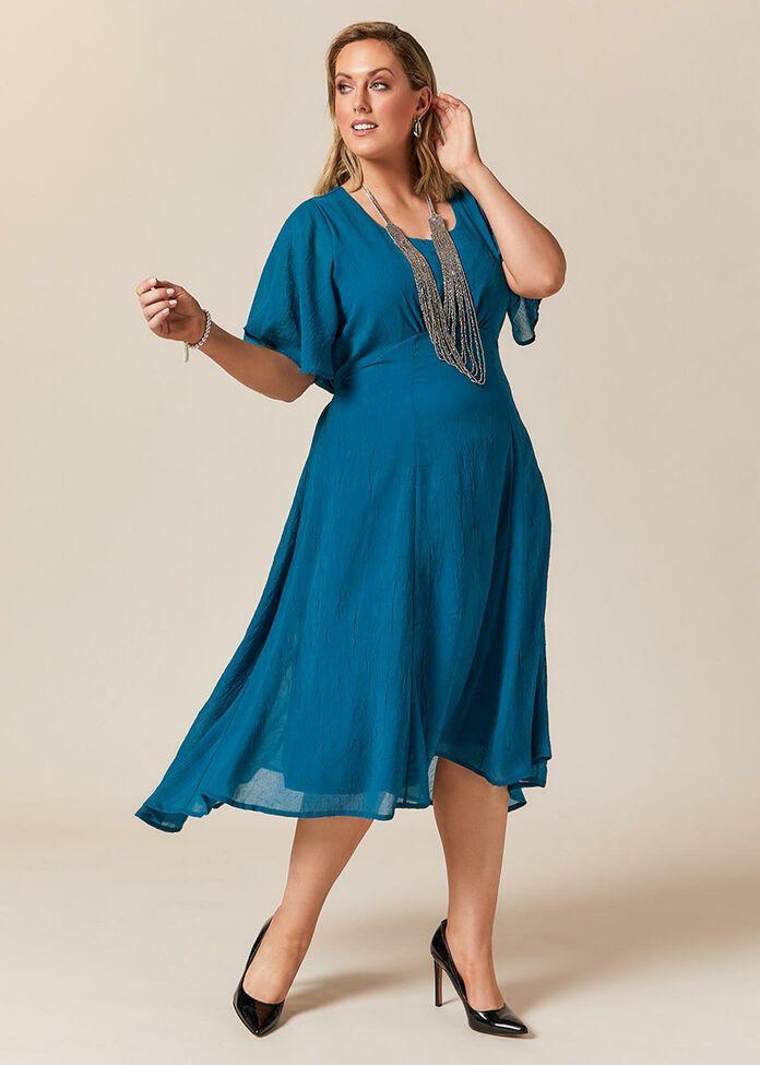 Margarita Tiered Maxi Dress, , hi-res