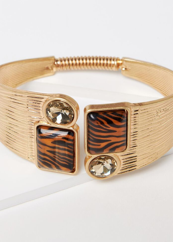 Hey Tiger Bracelet, , hi-res