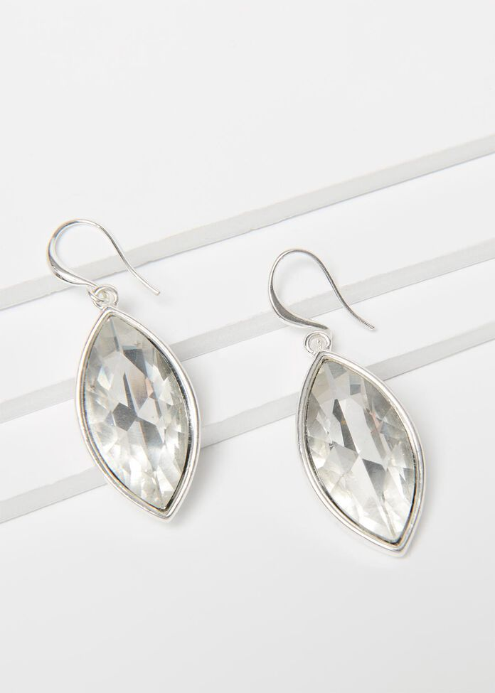 Dazzle Ice Earrings, , hi-res