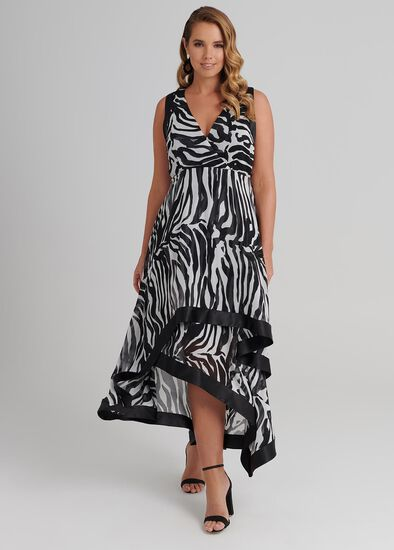 Le Freak High Low Dress