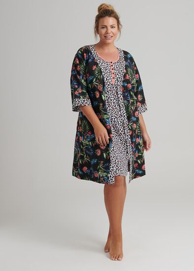 Tropical Nights Robe