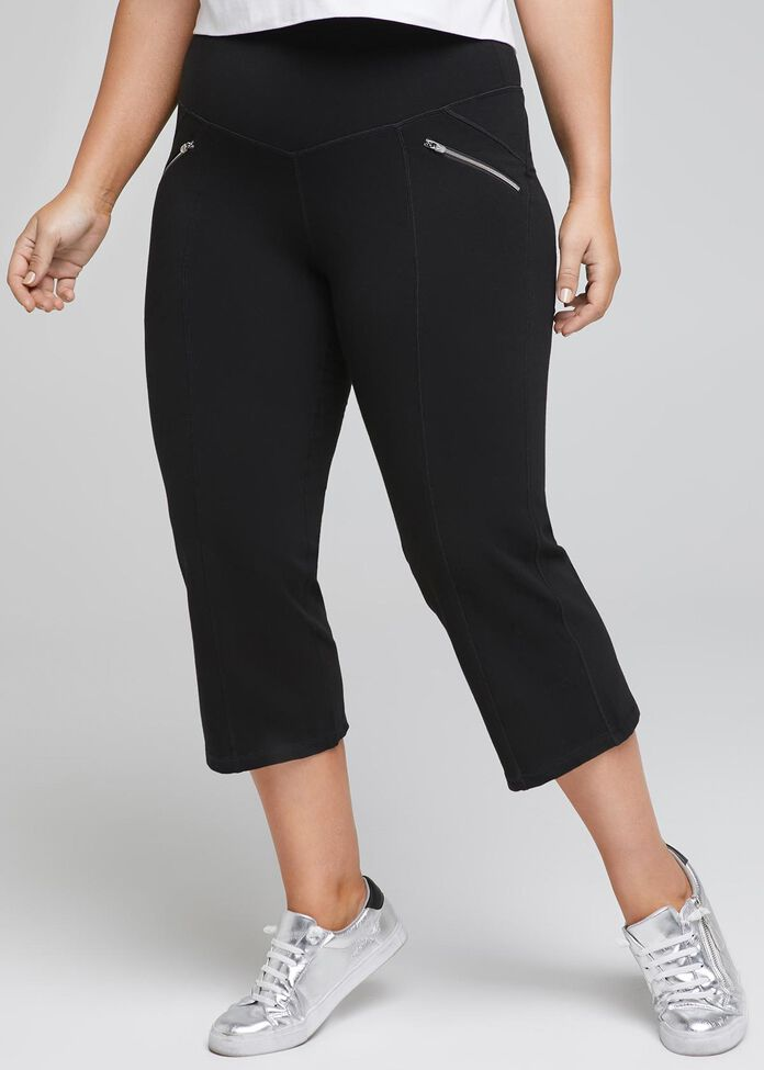 Move It Crop Yoga Pant, , hi-res