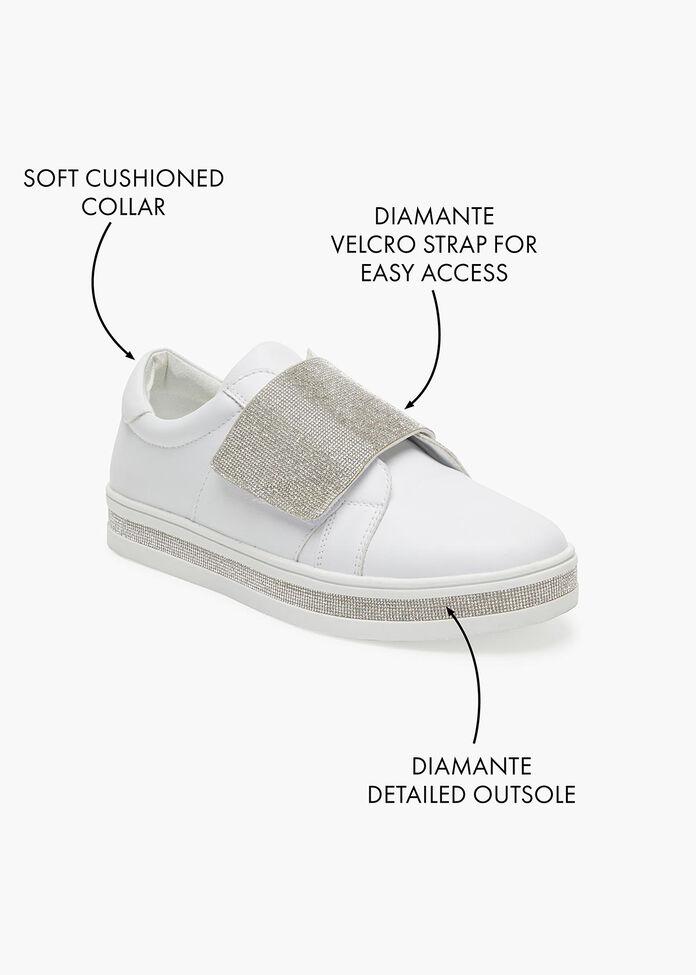 The Glam Queen Sneaker, , hi-res