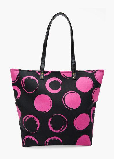 Spotty Tote Bag