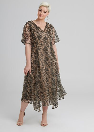 Come On Dover Lace Dress