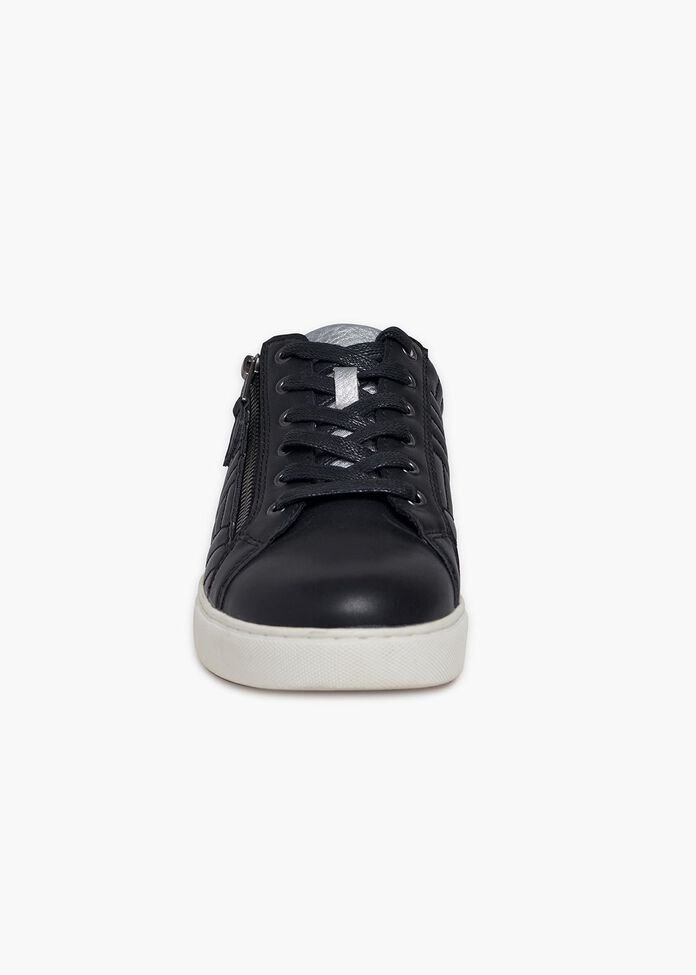 Quinn Quilted Sneaker, , hi-res