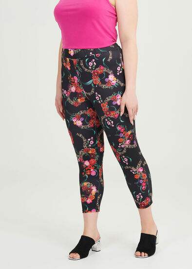 Wild Rose Legging