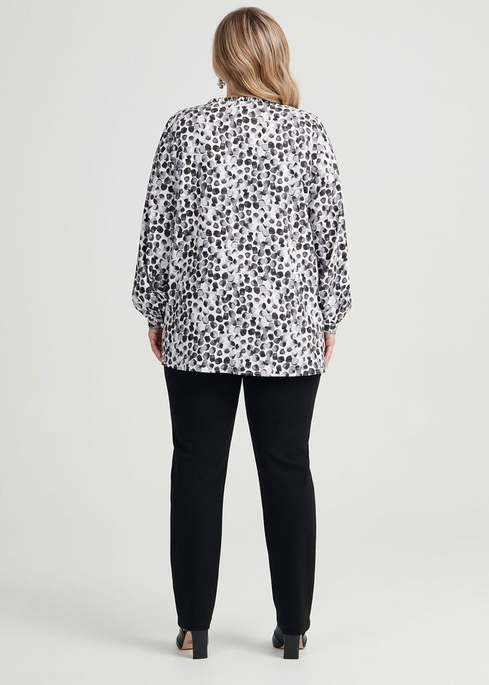 Elizabeth Monotone Shirt, , hi-res