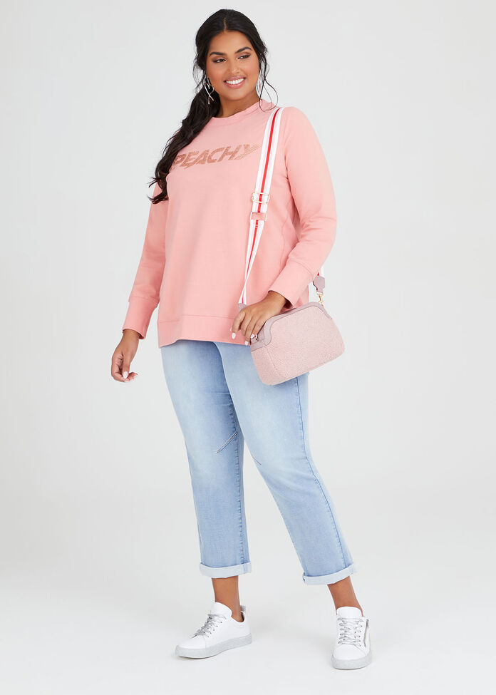 Blush Crossbody Bag, , hi-res
