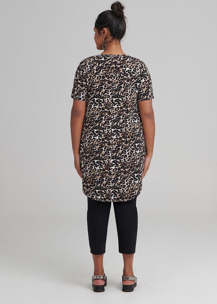 Animalia Short Sleeve Tunic, , hi-res