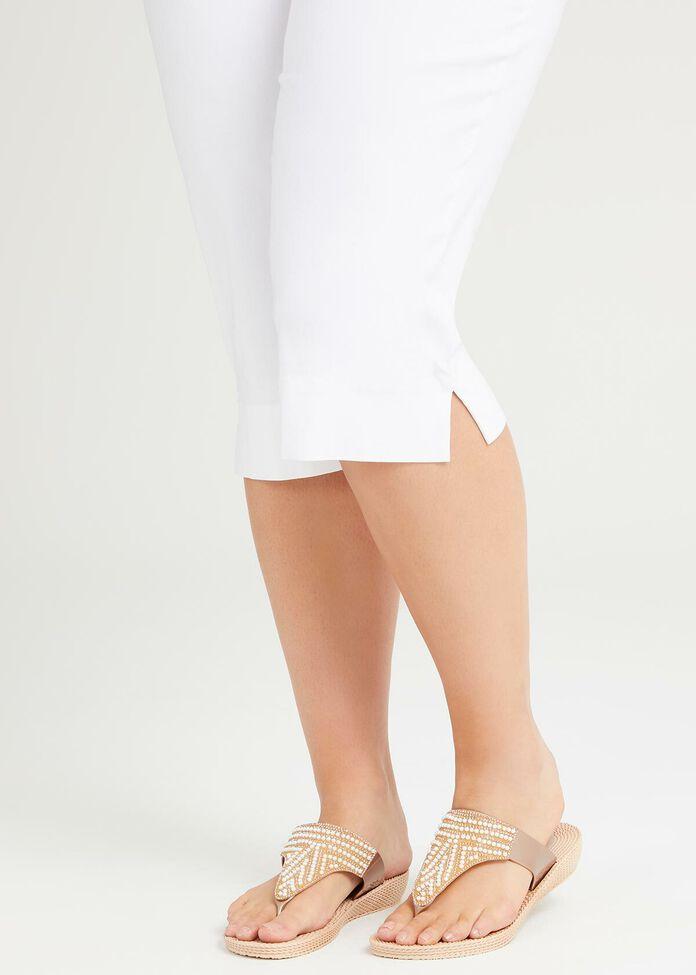 Pearl Wedge Jelly Sandal, , hi-res