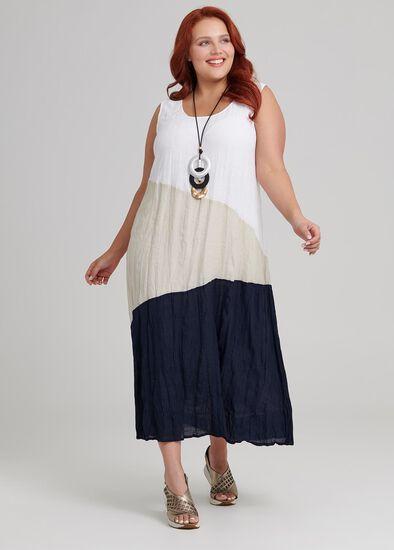 Helen Mix Dress