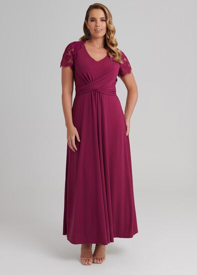 Love Train Maxi Dress