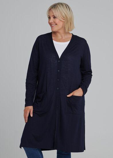 Solstice Wool Cardi