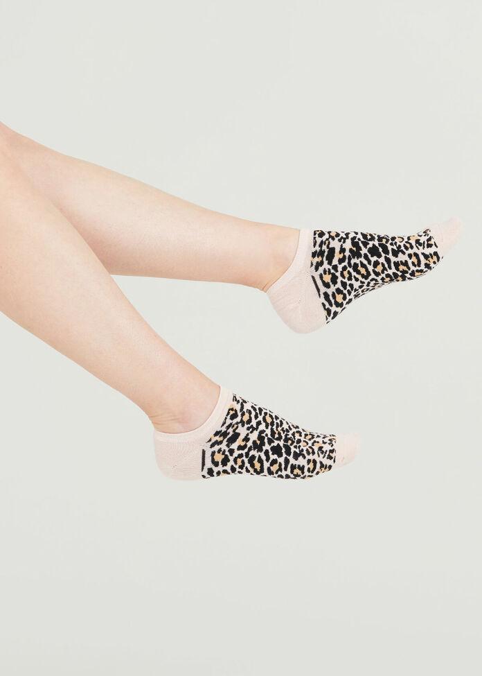 Set/3 Bamboo Animal Socks, , hi-res