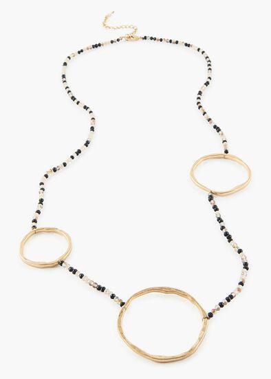 Desert Halo Necklace