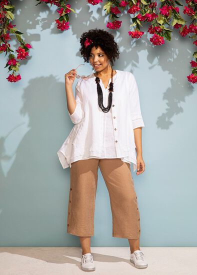 Escapades Linen Outfit