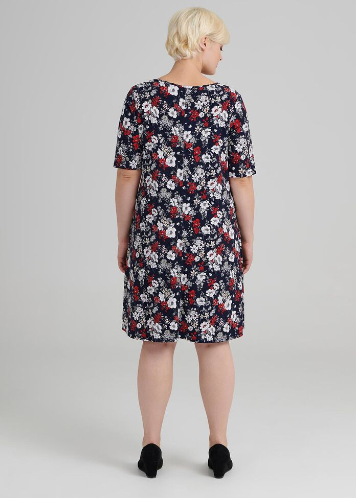 Wild Roses Dress, , hi-res