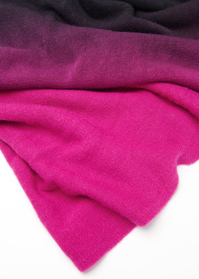 Ombre Infinity Scarf, , hi-res