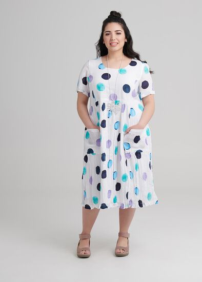 Petite Pebbles Dress